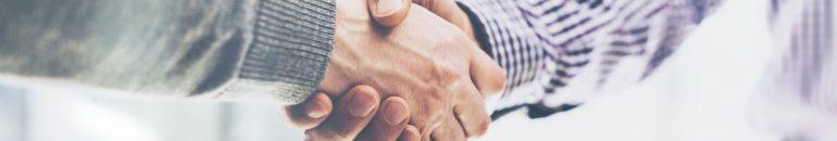 Handshake - smal